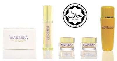 Testimoni Helenz Signature Produk Kecantikan Madeena Skincare Terbukti Berkesan