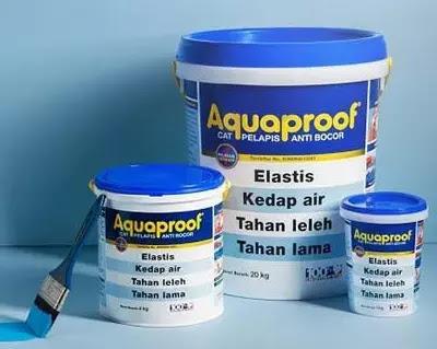 Cat Dasar Anti Bocor Aquaproof