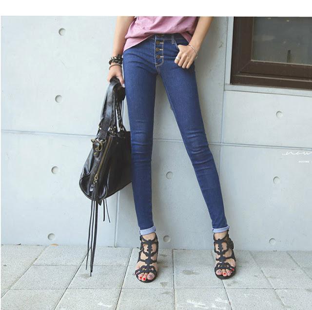 """6 kiểu quần jean chắc chắn sẽ """" làm mưa làm gió """""""
