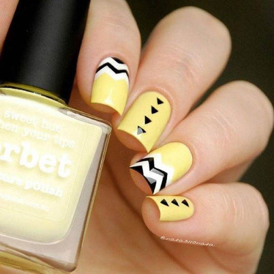 Five Nail Art ideas