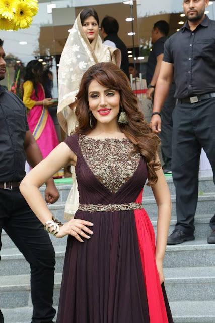 Telugu actress Sudeepa Singh hot images