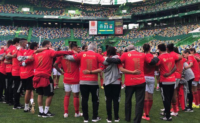 Benfica Campeão Nacional de Futebol Feminino 2020/21