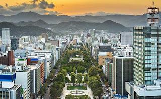 Kota Terkenal di Negara Jepang