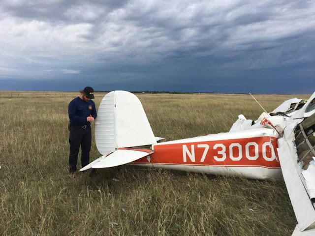 Kathryn's Report: Cessna 140, N73000: Fatal accident