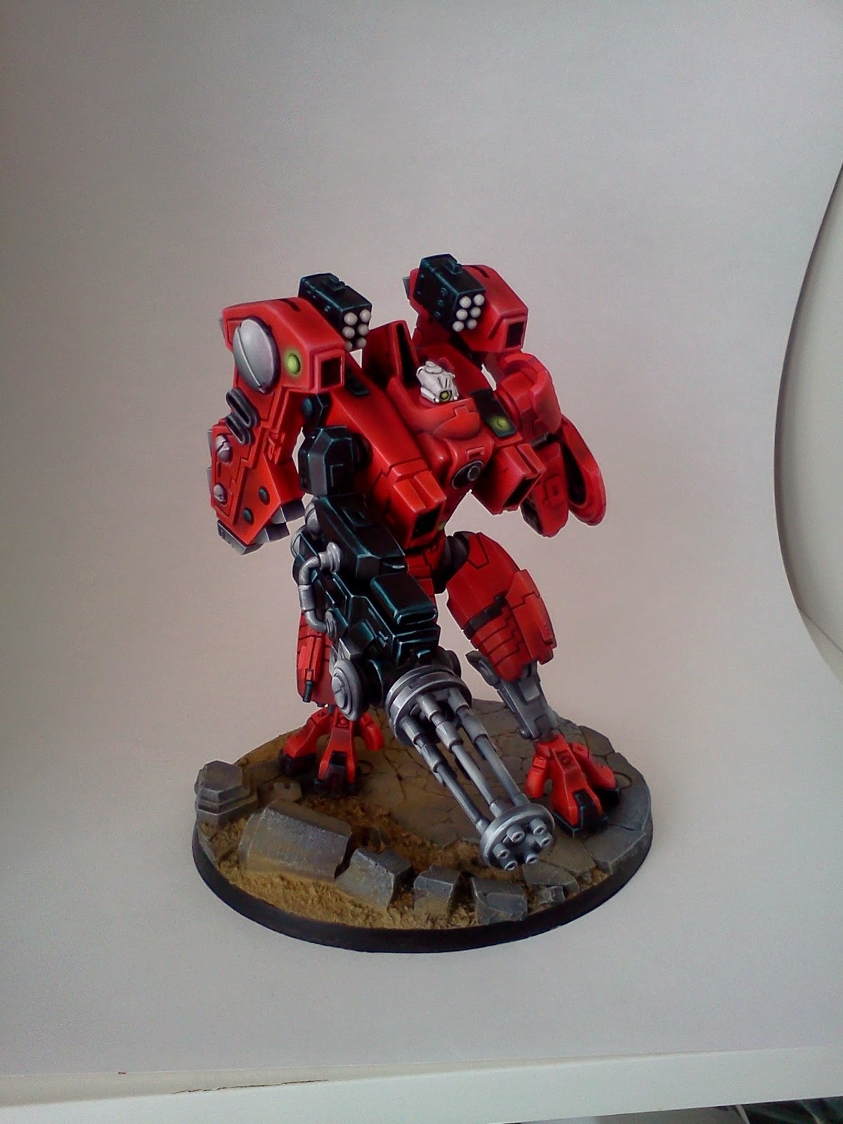 The Tau of War