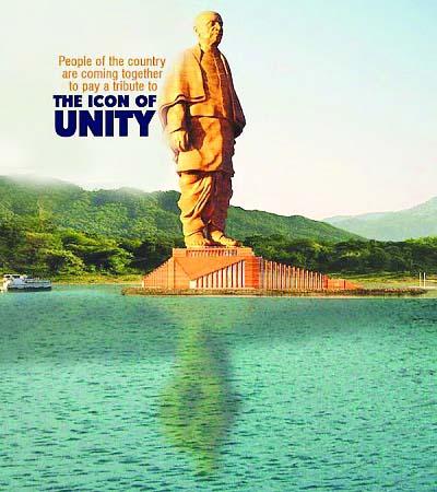 Statue Of Unity  [ Sardar Vallabhbhai Patel ]