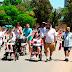 Caminata Saludable para concientizar sobre la Distrofia Muscular Duchenne en el Rosedal de Palermo