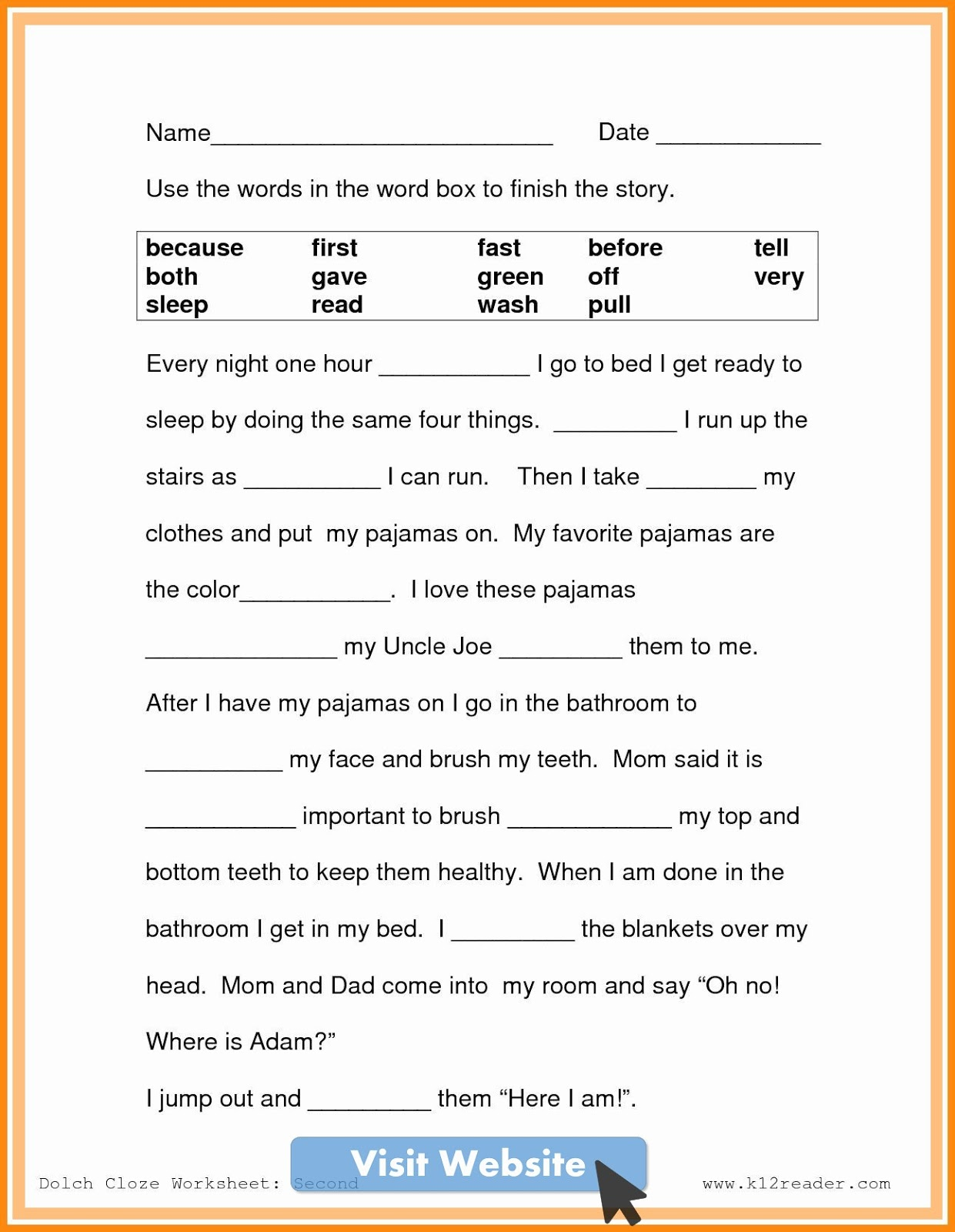 2nd Grade Math Worksheets Free Addition And Subtraction