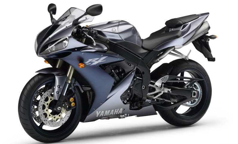 Yamaha YZF-R1 Top Speed (2005) - MPH, KMPH & More