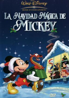 La Navidad Magica De Mickey – DVDRIP LATINO