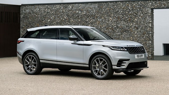 2021 Range Rover Velar Gains Hybrid Powertrain, New Infotainment