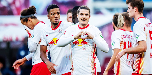 RB Leipzig vs Hertha BSC – Highlights