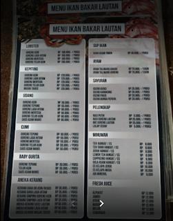 malesmegawe - Ikan Bakar Lautan Cokroaminoto Yogyakarta