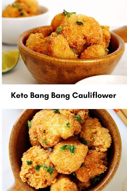 Keto Bang Bang Cauliflower