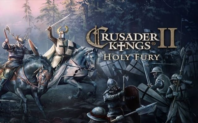 تحميل لعبة Crusader Kings II مجانا للكمبيوتر