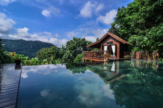 The Dusun Mantin - Kereta Sewa Seremban