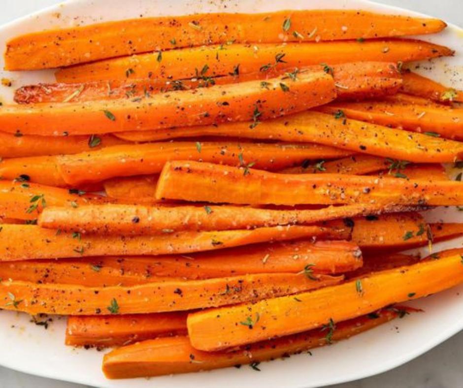 Honey Glazed Carrots - food-drink-recipes.com
