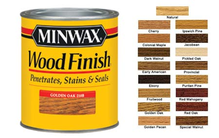 Minwax Stains Home Depot Interior Wood Stain Colors