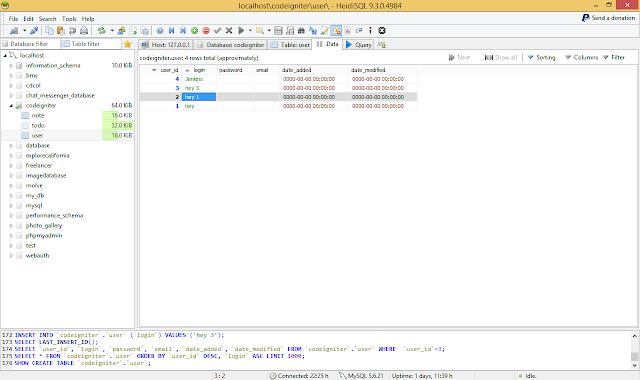 HeidiSQL 9.3 Latest Free Download