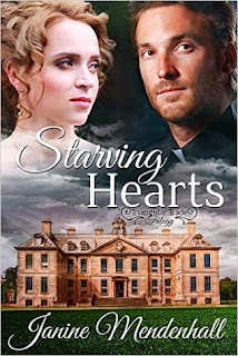 Heidi Reads... Starving Hearts by Janine Mendenhall