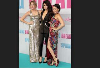 Vestidos de Selena Gomez