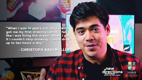 NEW DIRECTIONS Digital Art 2021: Negros | CHRISTOPH SAGEMULLER