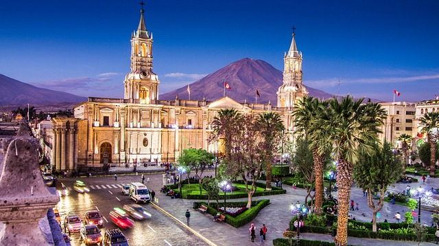Arequipa's Historical City Center, Arequipa, Peru, Travel, Tourist Attractions, Water, sea, Beaches, Tourism,