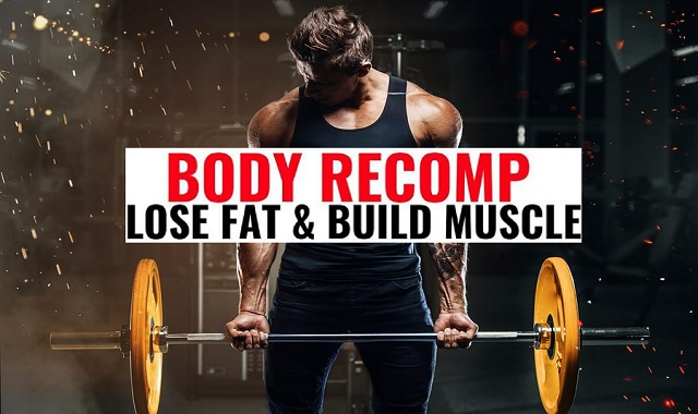 Rules To Build Muscle & Lose Fat At Same TIME