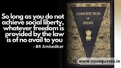 50+ Best Indian Constitution Day Quotes 2020