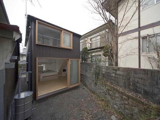 Fachadas de casas modernas fachadas de casas modernas for Casa moderna japonesa