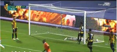 ملخص مباراة الأتحاد السعودي والصفا