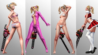 Lollipop Chainsaw (X-BOX360) 2012