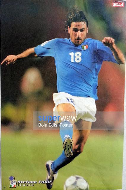 Poster Stefano Fiore (Italia)