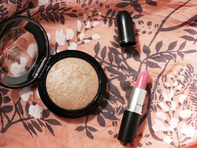 MAC duty free haul Maybelline skin finish natural soft and gentle snob lipstick
