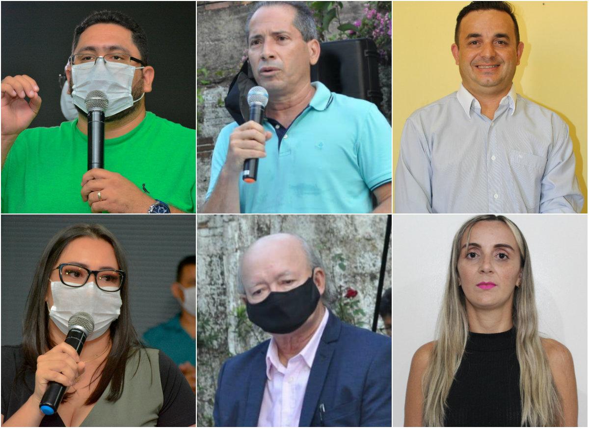 Santarém já tem 3 chapas oficializadas para prefeito e vice; veja quais são