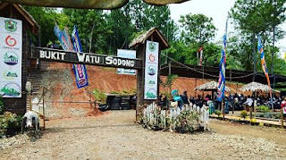 Harga tiket masuk wisata bukit watu sodong