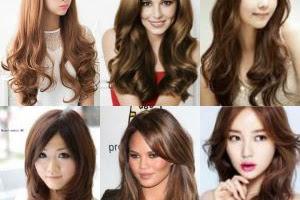 Ini Dia Beberapa Model Rambut Poni Terbaru Wanita Ala Korea yang Sedang Hits