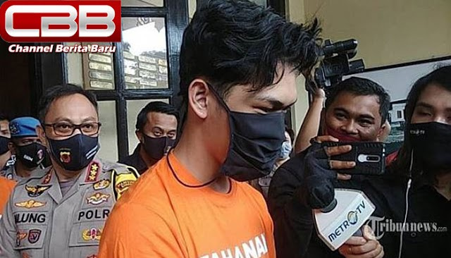 Baru Sehari di Penjara, Begini Penampilan Drastis YouTuber Ferdian Paleka Botak Plontos