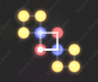 Solution, Cheats, Walkthrough for Neon Hack [Current Flow] Level 41