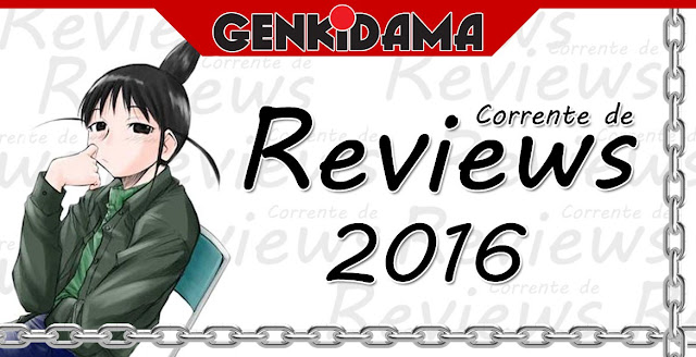 Corrente de Reviews 2016