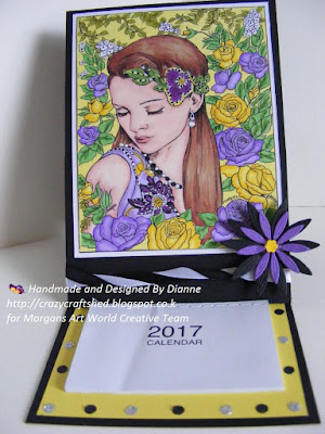Morgan Fitzsimons Fae Enchantment Colouring Book