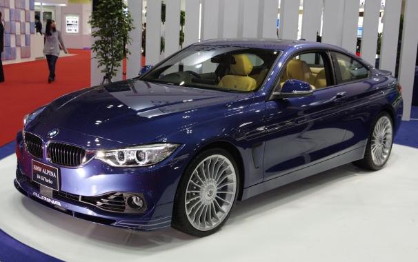 Harga dan Spesifikasi BMW Seri 4 Agustus 2017