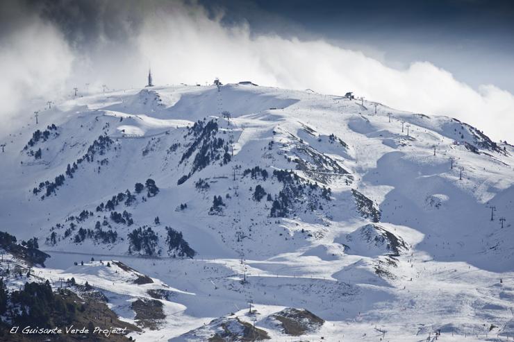 Estación de esquí de Baqueira Beret, por El Guisante Verde Project