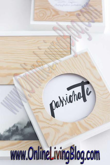 DIY Wooden Photo Frame: Custom Picture Frames