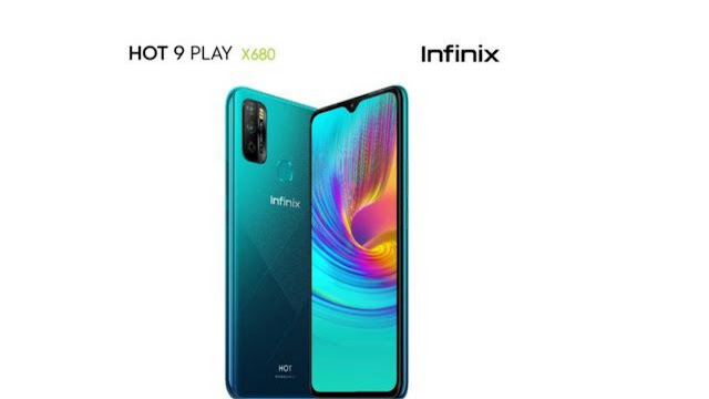 hp infinix hot 9 play