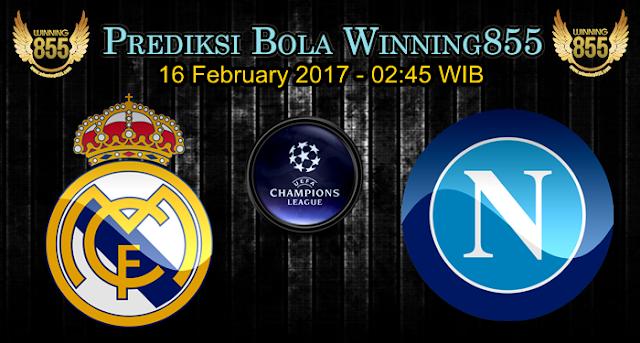 Prediksi Bola Real Madrid vs Napoli