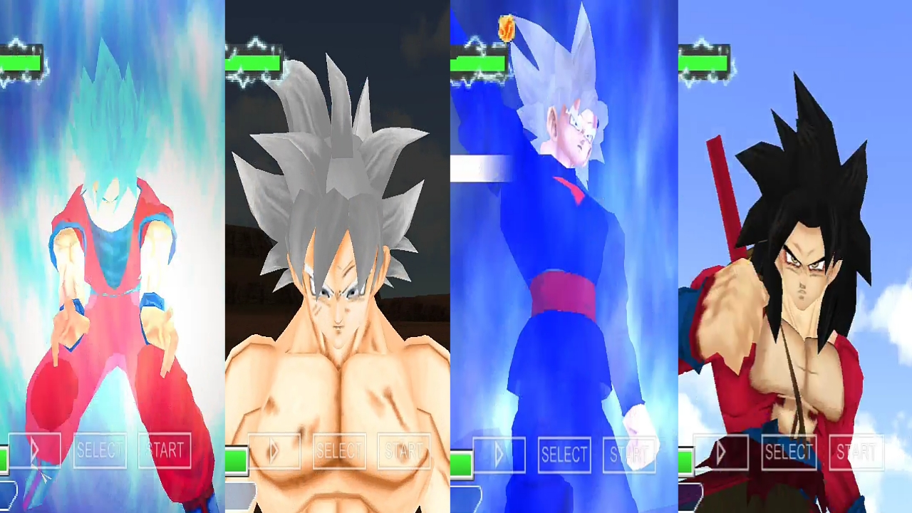DBZ 3D Game for Android