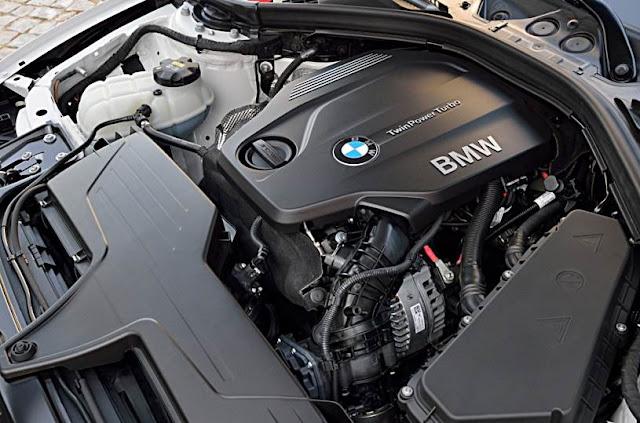Hasil gambar untuk BMW 4 Series Convertible engine 2017