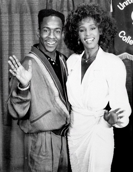 whitney houston and bobby brown relationship