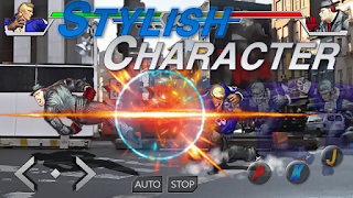 Infinite Fighter-Fighting Game Mod Apk attack speed 10x